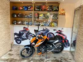 2016 Special Edition Duke 200 For Sale