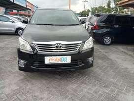Kijang innova V Luxury AT 2013 KM 70ribuan