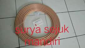pipa / copper tube tembaga 1/2