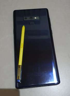 Samsung Galaxy Note 9 128GB SEIN Fullset Mulus