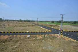 DTCP Approved Open plots for sale at ShadNagar Very Near to Highway Al