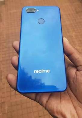 Realme U1 brave blue