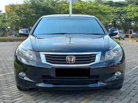 Honda accord vtil AT tiptronik 2008 tipe tertinggi