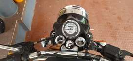 Royal Enfield Classic 350cc 11300 km only. Tip top condition