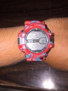 Multi-function watch