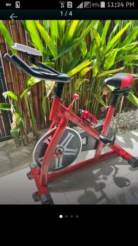 Termurah baru spining bike