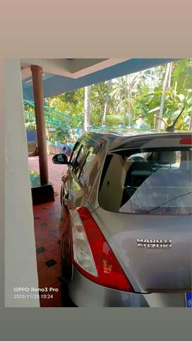 Maruti Suzuki Swift 2017 Diesel 80000 Km Driven no replacement