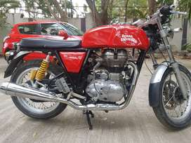 Loved Royal Enfield Continental GT 535