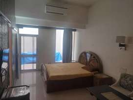 Pg for model Town extn personal room washroom kitchen furnished