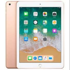 Apple iPad 6th 2018 [ only WiFi ] 32GB  Rose Gold