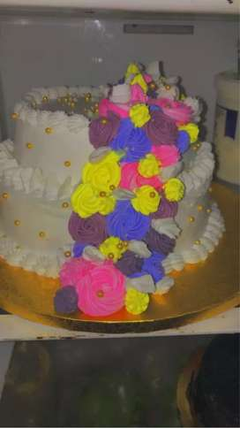 Cake of boss