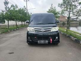 DP.14jt Daihatsu Luxio X 1.5 matic mls siap pke