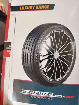 MRF Perfinza tyres for Toyota Honda Audi Mercedes BMW  vehicles