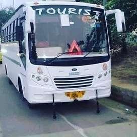 40 Seats CNG Tourist AC Bus