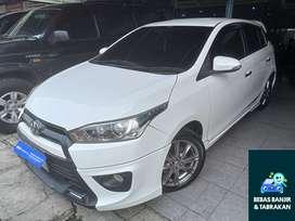 [OLX Autos] Toyota Yaris 1.5 TRD Sportivo Bensin A/T 2014 Putih #SHM