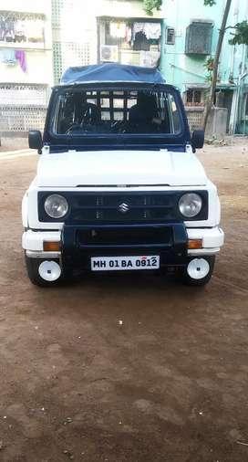 Maruti Suzuki Gypsy King HT BS-IV, 2003, Petrol