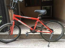 Bicycle of small kids