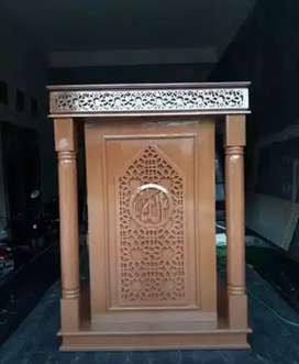 mimbar masjid dan musola berkualitas