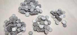 Old coins 3 paisa, 5 paisa, 10 & 20 paisa for sale