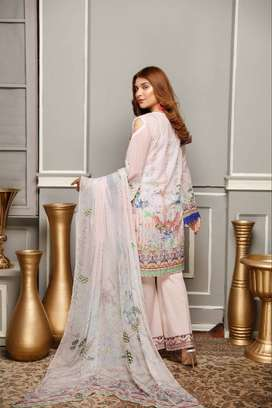 Mumtaz Collection Lawn Suits Brand