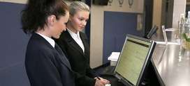 Front office Executive/manager required in Hotel