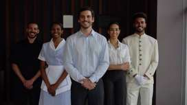 Hotel Staff with Driving License
