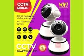 IP Cam CCTV Wifi Wireless Portable Smart Babycam