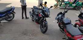 Pulsar 220f .only serious buyers...price not negotiable