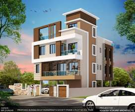 4 bhk Row house for sale in hadpaser