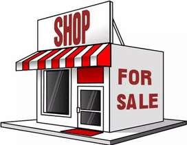Mobile shop for sale with prime location