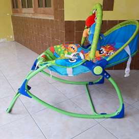 Bouncher Pliko hammock