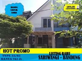 Wow!! Rumah Dijual di Bandung Barat Kab. Murah Sariwangi Cihanjuang