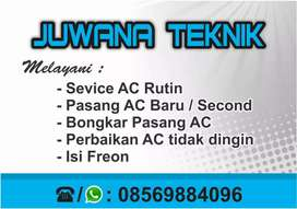 Service dan pasang Ac Yogyakarta