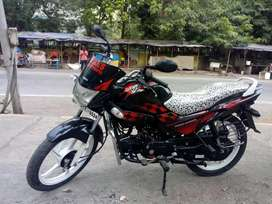 Hero honda Glamour(motorcycle)
