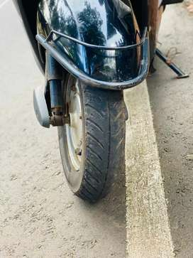 Good condition. New tyre.. All papers clear. Insured upto 2021