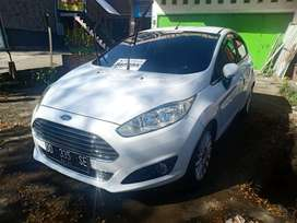 Ford fiesta S facelift 2014 matic