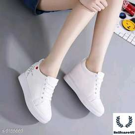 Brand new combo boss style casual shoes for smarty girl