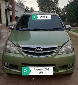 Dijual Toyota Avanza Type G 1300 cc