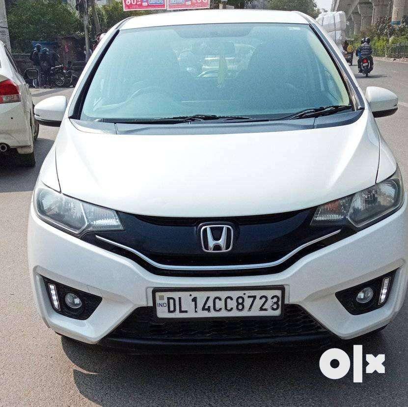 Honda Jazz 1.2 V AT i VTEC, 2016, Petrol