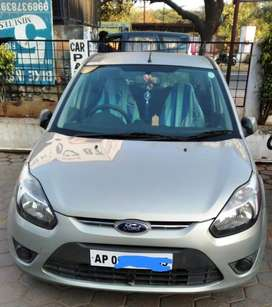 Ford Figo personally maintained.