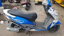 Honda dio emi available