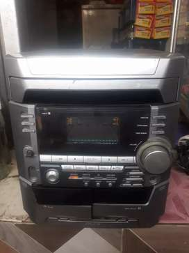 Sony music system for sale.