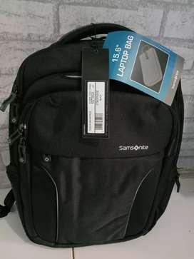 Jual tas laptop Samsonite original