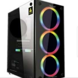 Pc i3 Gaming Design 144Mhz - Ram 16gb - Vga Radeon 4gb Amd Freesync