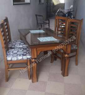 Beauty You Can Affort Teakwood Dining set direct from manufacturers