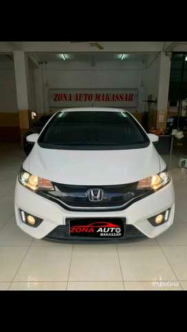 DP 50jt angs 5.1an 9.000 KM Honda Jazz RS AT 2016/2017 cash/kredit