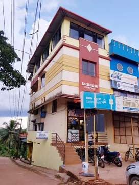 100 sft office available for rent near bajpe busstand