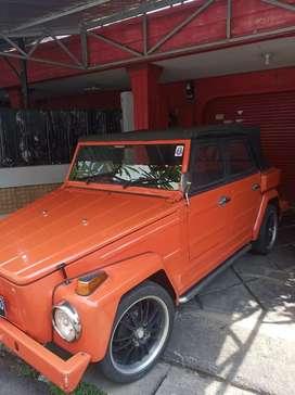 VW safari orisinil