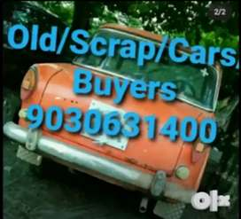 Old/Scrap/Cars/We/Buyy/All