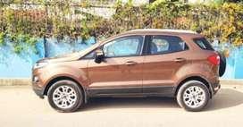 Ford Ecosport 1.5 Diesel Titanium Plus, 2016, Diesel